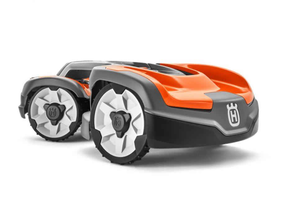 robot automower 535 awd